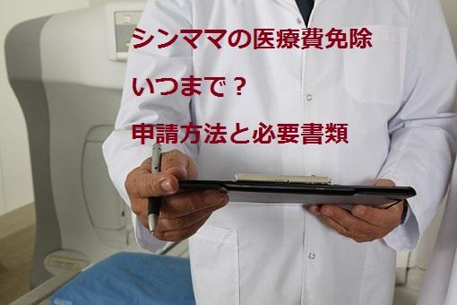 母子家庭の医療費について&医療費免除はいつまで?医療費控除と助成についても